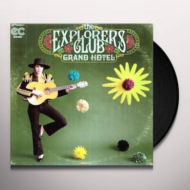 Explorers Club GRAND HOTEL Vinyl Record