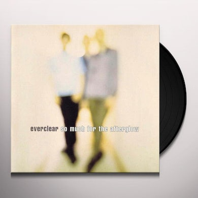 Everclear SO MUCH FOR THE AFTERGLOW Vinyl Record