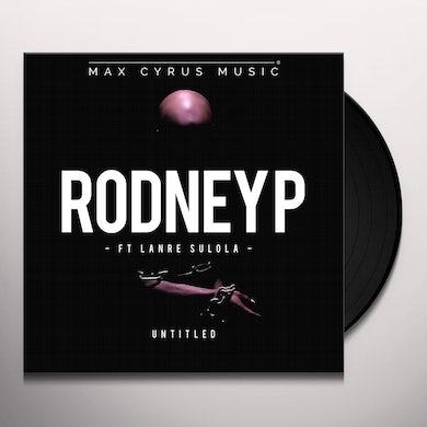 Rodney P UNTITLED / INSTRUMENTAL Vinyl Record