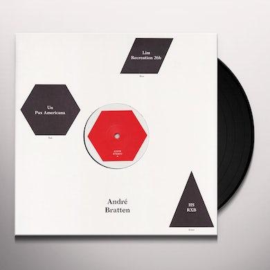 Andre Bratten PAX AMERICANA Vinyl Record