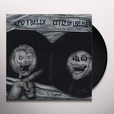 Potbelly VIVA LA VAGINYL Vinyl Record