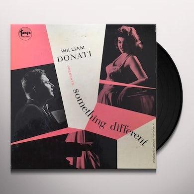 Bill Donati SOMETHING DIFFERENT Vinyl Record