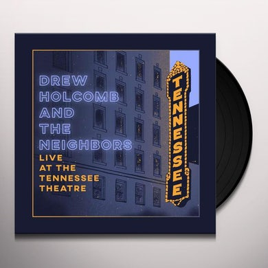 Drew Holcomb and the Neighbors LIVE AT THE TENNESSEE THEATRE Vinyl Record