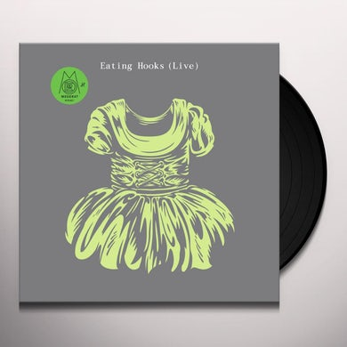 Moderat EATING HOOKS Vinyl Record
