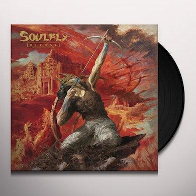 Soulfly RITUAL Vinyl Record