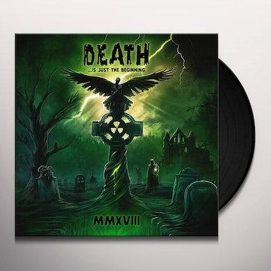 Death Is Just The Beginning Mmxviii / Various Vinyl Record