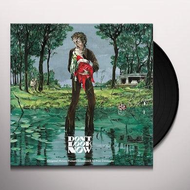 Pino Donaggio DON'T LOOK NOW / Original Soundtrack Vinyl Record