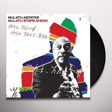 Mulatu Astatke STEPS AHEAD Vinyl Record