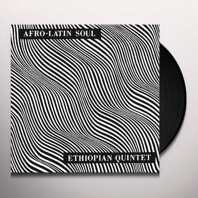 Mulatu Astatke AFRO LATIN SOUL 1 Vinyl Record