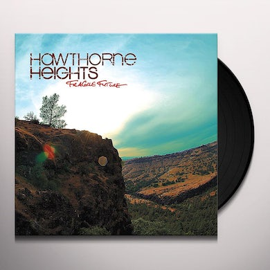 Hawthorne Heights FRAGILE FUTURE Vinyl Record