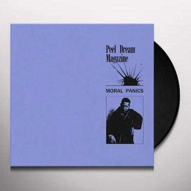 Peel Dream Magazine Moral Panics (Yellow Vinyl) Vinyl Record