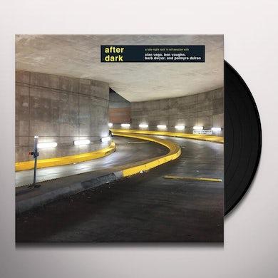 Alan Vega AFTER DARK Vinyl Record