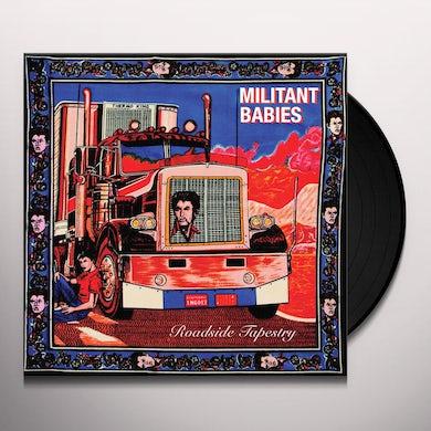 Militant Babies ROADSIDE TAPESTRY Vinyl Record