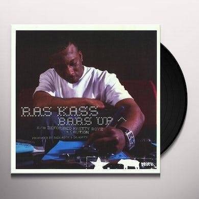 Ras Kass BARS UP Vinyl Record