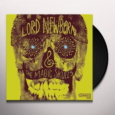 LORD NEWBORN & THE MAGIC SKULLS Vinyl Record