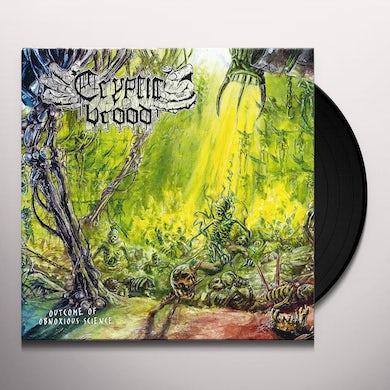 OUTCOME OF OBNOXIOUS SCIENCE Vinyl Record