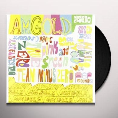 Zero Zero AM GOLD Vinyl Record
