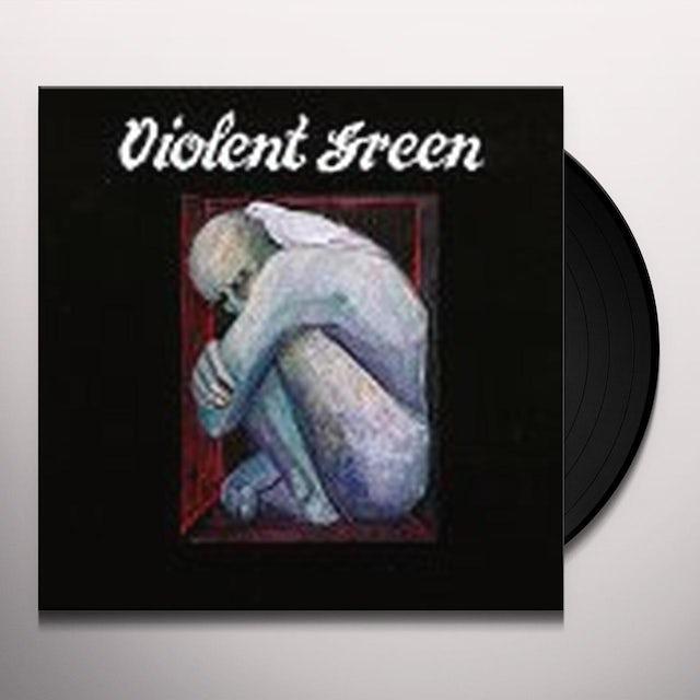 Violent Green HANGOVERS Vinyl Record