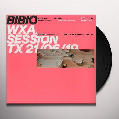 WXAXRXP Session Vinyl Record