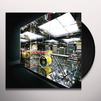 Battles Mirrored Vinyl Record