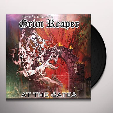 At The Gates Vinyl Record