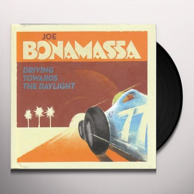 Joe Bonamassa DRIVING TOWARDS THE DAYLIGHT Vinyl Record