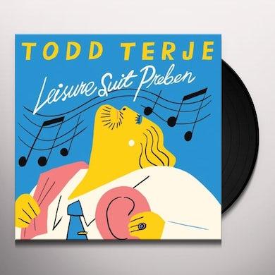 Todd Terje LEISURE SUIT PREBEN Vinyl Record
