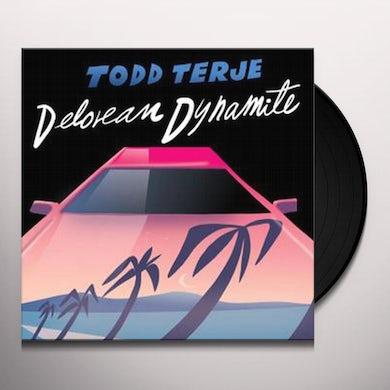 Todd Terje DELOREAN DYNAMITE Vinyl Record