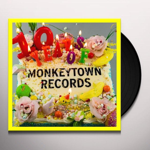 10 Years Of Monkeytown / Various