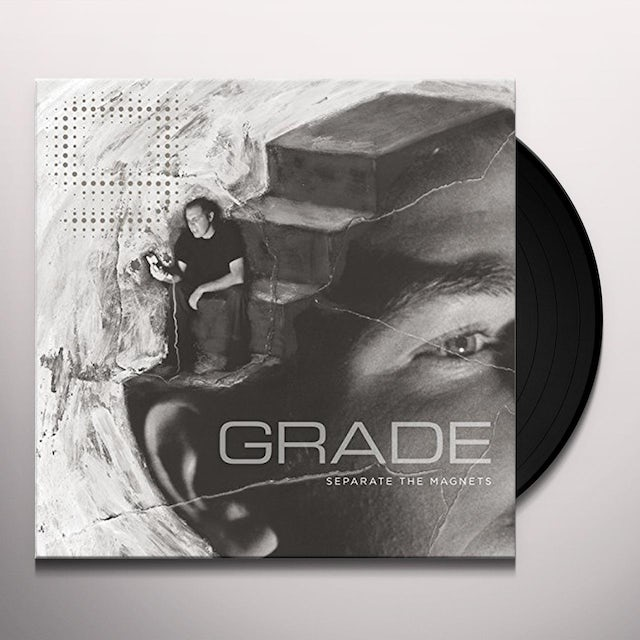 Grade SEPARATE THE MAGNETS Vinyl Record