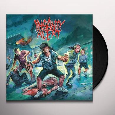 Insanity Alert Vinyl Record