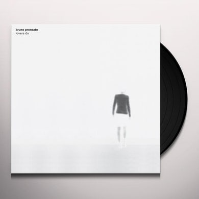 Bruno Pronsato LOVERS DO Vinyl Record