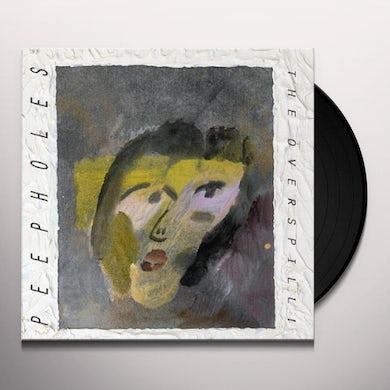 Peepholes OVERSPILL Vinyl Record