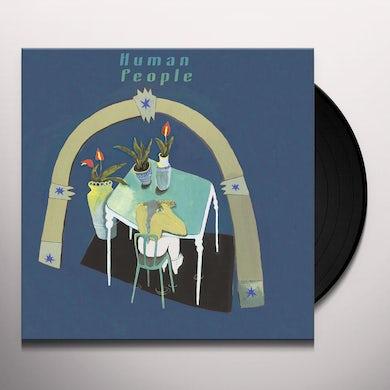Human People BUTTERFLIES DRINK TURTLE TEARS Vinyl Record