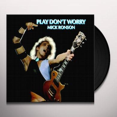 PLAY DON'T WORRY Vinyl Record