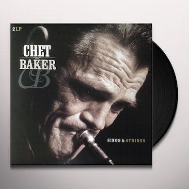 Chet Baker SINGS & STRINGS Vinyl Record