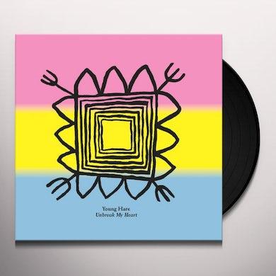 Young Hare UNBREAK MY HEART Vinyl Record