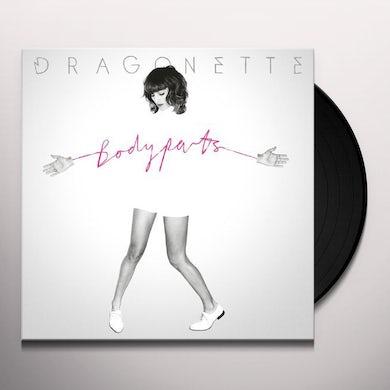 Dragonette BODY PARTS Vinyl Record