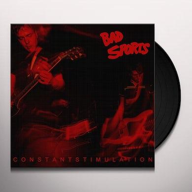 CONSTANT STIMULATION Vinyl Record