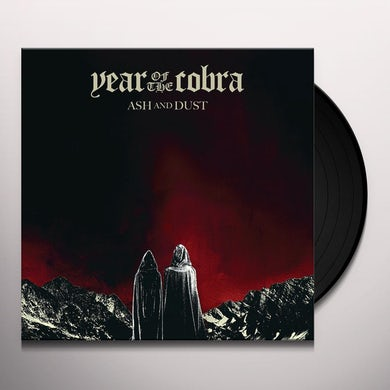 Year Of The Cobra Ash And Dust Vinyl Record