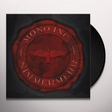 Mono Inc. NIMMERMEHR Vinyl Record