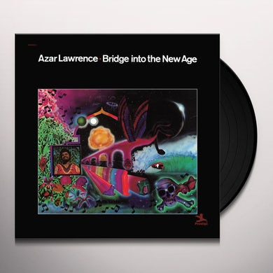 Azar Lawrence BRIDGE INTO THE NEW AGE Vinyl Record