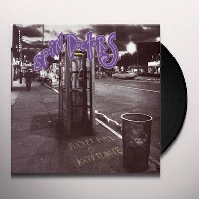 Spin Doctors POCKET FULL OF KRYPTONITE Vinyl Record