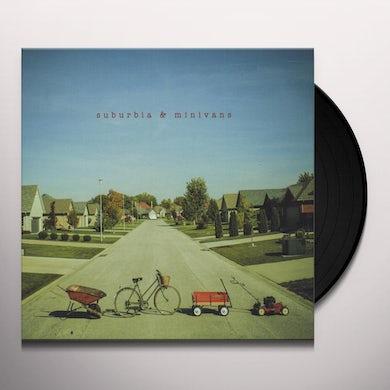 MARINOL NATION SUBURBIA & MINIVANS Vinyl Record