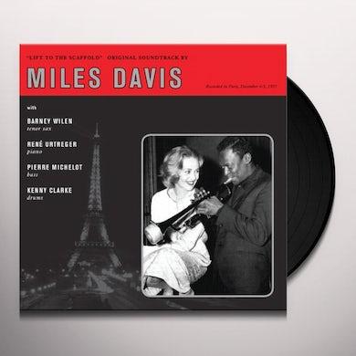 Miles  Davis LIFT TO THE SCAFFOLD (O.S.T.) Vinyl Record