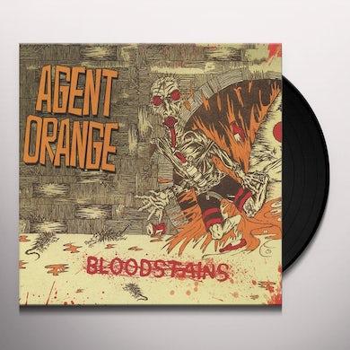 Agent Orange BLOODSTAINS Vinyl Record