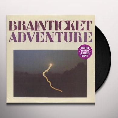 Brainticket ADVENTURE Vinyl Record