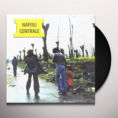 Napoli Centrale Vinyl Record