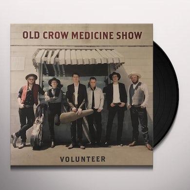 Volunteer Vinyl Record