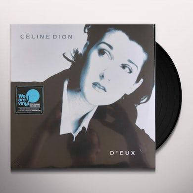Celine Dion D'EUX Vinyl Record